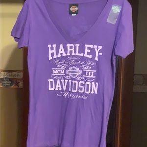 Xl Harley Davidson shirt women's